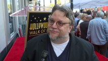 Filmmaker Guillermo Del Toro Graces The Hollywood Walk Of Fame