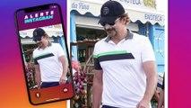 Bradley Cooper en vacances, il se laisse aller