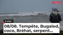 Le Tour de Bretagne en 5 infos - 08/08/19
