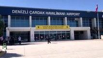 Bozkurt'taki deprem Çardak Havalimanında hasara yol açtı