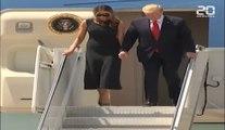 Etats-Unis: Après les deux tueries, Donald Trump s'est rendu à Dayton et El Paso