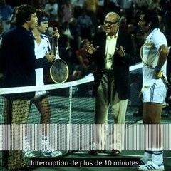 """Tennis Podcast - """"Reprise."""" : """"La nuit où le tennis a changé"""" une production Cartache Prod"""