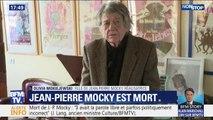 """Pour Olivia Mokiejewski, la fille de Jean-Pierre Mocky, """"c'est une grande perte pour le cinéma aujourd'hui"""""""
