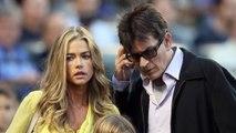 Charlie Sheen est venu avec une prostituée chez son ex pour Thanksgiving