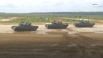 From battle to ballet: how tank operators surprise viewers at International Army Games in Alabino