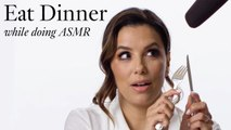 Eva Longoria Tries 9 Things She's Never Done Before