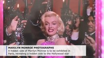 Paris brings together Marilyn Monroe photographs