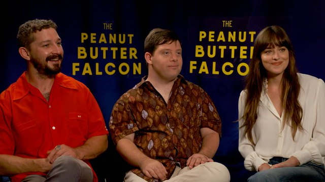 Shia LaBeouf talks how filming 'The Peanut Butter Falcon' changed his life