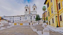 Sitting on Rome's Spanish Steps Will Now Cost You $450—and Police Mean It This Time