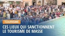 Rome, Barcelone, Santorin: ces destinations prennent des mesures pour lutter contre le tourisme de masse