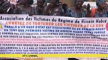 Victims of Hissein Habre's dictatorship in Chad demand justice
