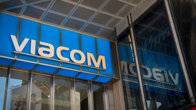 Viacom Beats Earnings Expectations as CBS Merger Nears