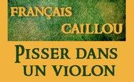 Français caillou / Définition du jour : Pisser dan un violon