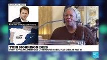 John Freeman on Toni Morrison