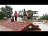 Au Laos, l'effondrement d'un barrage fait plusieurs morts et des centaines de disparus