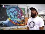 Segundo Encuentro Internacional de Muralismo y Arte Urbano en Ecatepec; reportaje El Heraldo TV