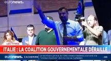 Euronews Soir : le journal du 8 août