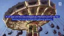 Montana Man Fractures Child's Skull For 'Disrespecting' National Anthem