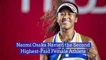 How Much Does Tennis Star Naomi Osaka Get Paid