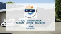 FCPL, froid, climatisation, cuisines professionnelles, buanderies et laveries à Changé.