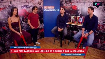Pizzi habló de un plantel largo y es así: San Lorenzo puede armar tres equipos