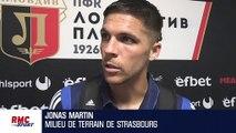 """Strasbourg : """"Un goût d'inachevé dans le vestiaire"""" concède Martin"""
