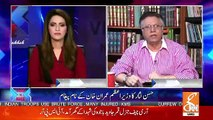 Hassan Nisar Gives A Meeage To Imran Khan On Calling Modi Hitler..