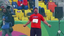 Chile's Sabra wins gold in Hammer Throw and Argentina wins 2 golds in Rowing at Pan Am games