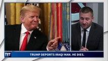 Trump Gets Man Killed