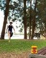 Bottle Cap Challenge Aussie Style