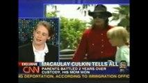 Macaulay Culkin Michael Jackson NEVER touched me!