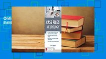 Online Case Files Neurology, Third Edition  For Kindle