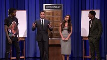 Pictionary with Megan Fox, Nick Cannon and Wiz Khalifa–Part 1