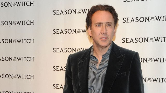 Nicolas Cage Finally Speaks Out About Recent Four Day Marriage