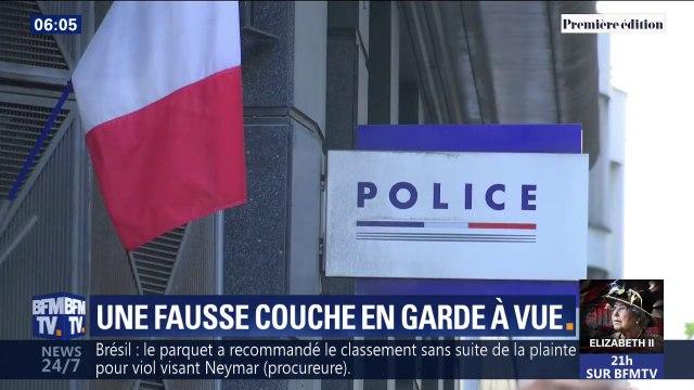 Une enquête ouverte après la fausse couche d'une femme placée en garde à vue à Paris