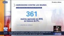 361 maries ou adjoints ont été victimes de violences en 2018