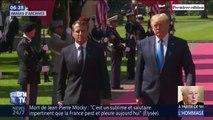 """""""Personne ne parle pour les États-Unis"""": Donald Trump met en garde Macron sur l'Iran"""