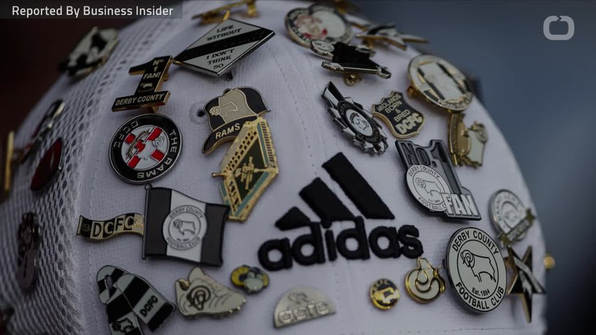 Adidas Shares Slip On Disappointing Sales Figures