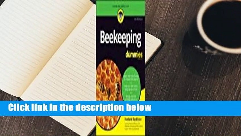 About For Books  Beekeeping for Dummies  Review