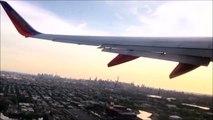 Terrifiant : quand un drone percute l'aile d'un avion en plein vol