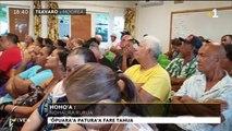 TH : Le projet de lotissement de Teavaro suscite l'inquiétude