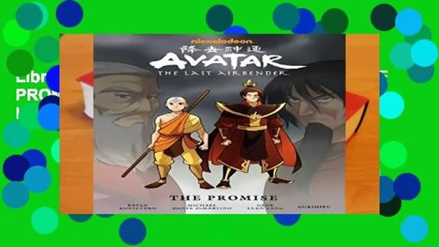 Library  AVATAR: THE LAST AIRBENDER# THE PROMISE LIBRARY EDITION (Avatar: The Last Airbender (Dark