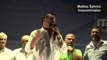 Salvini stürzt Italien in schwere Regierungskrise
