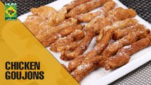 Crunchy & Tasty Chicken Goujons  | Evening With Shireen | Masala TV Show | Shireen Anwar