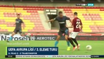[HD] 08.08.2019 - 2019-2020 UEFA European League 3rd Qualifying Round 1st Leg AC Sparta Prag 2-2 Trabzonspor