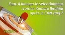 Microdrome : Faut-il limoger le sélectionneur ivoirien Kamara Ibrahim après la CAN 2019 ?