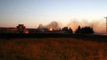 Hatay'ın Reyhanlı ilçesindeki askeri mühimmat deposunda patlama