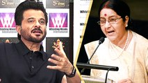 Sushma Swaraj's Demise Is A Big Loss, Says Anil Kapoor