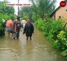 Karnataka floods: TNM reports from a relief camp in Uttara Kannada district