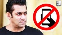 Has Salman Khan BANNED Mobile Phones On The Sets Of Dabangg 3?